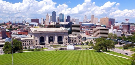 Kansas City is the most up-and-coming city in the country, according to the Huffington Post. Allen Brewer Flickr-CC